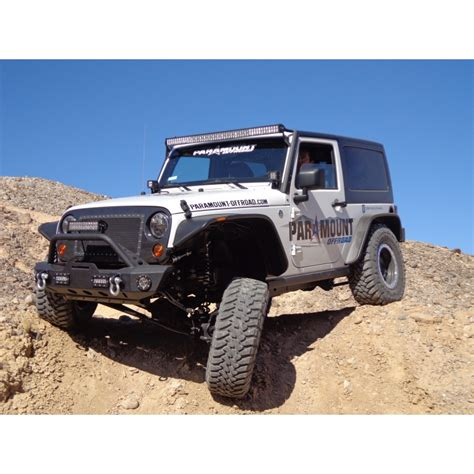 2007 Up Jeep Jk 3 Quot Suspension System Stage 2 K22002
