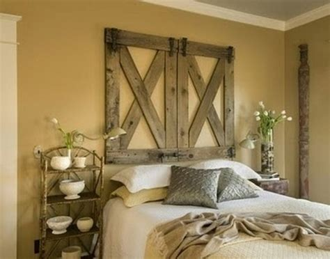 Rustic Bedroom Ideas by Inspiration For Diy Rustic Decor In Your Entire Home