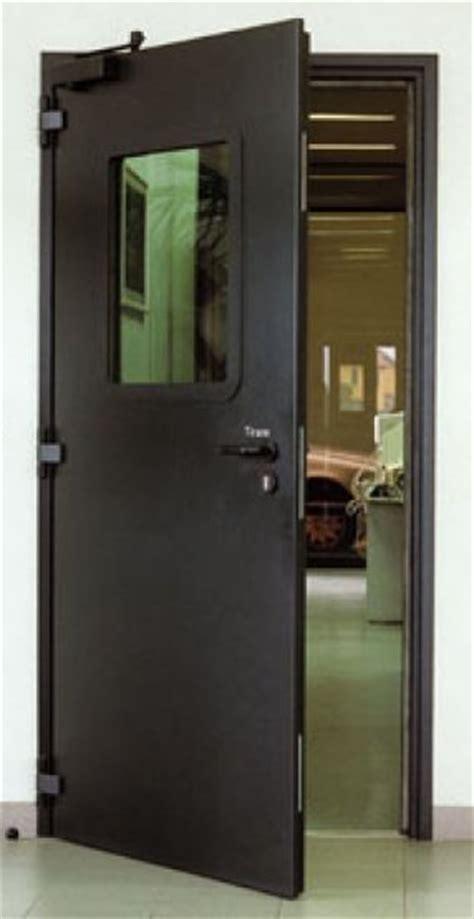 manutenzione porte rei porte antincendio