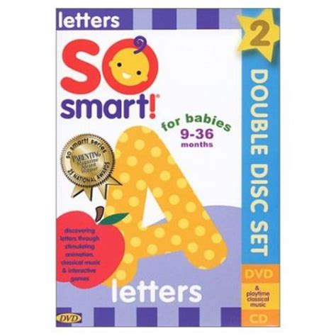Smart Card Letters A Z baby so smart letters 0000 on collectorz