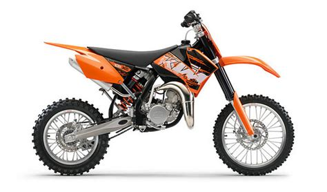 Ktm 105 Xc 2008 Ktm 105 Xc Motorcycle Review Top Speed