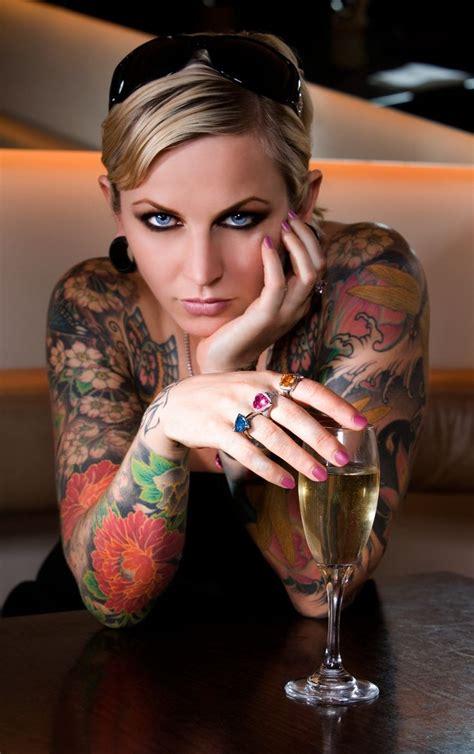 tattoo artist pinterest nikole lowe modelling my blue topaz rubellite and citrine
