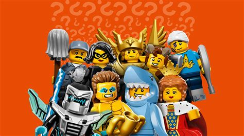 Minifigures Series 15 Limited 1 71011 series 15 products minifigures lego