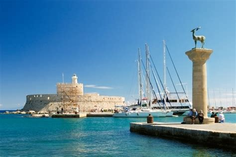 the complete rhodes around yacht charters along the greek islands rhodes 1
