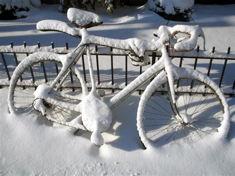 winter bicycle winter bike now in production