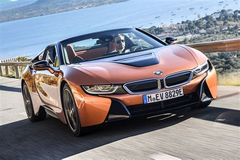new bmw 2018 new 2018 bmw i8 roadster review auto express