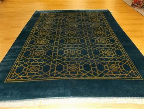 Navy Blue Area Rug 8x10 Picture 9 Of 50 Gold Area Rug 8x10 Navy Blue And Gold Rug Erzurumescorts Photo