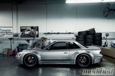 widebody jdm cars widebody s13 via modified nissan silvia s13 s14 s15