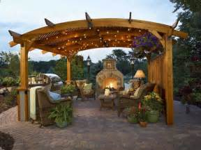 Lights For Pergola by Hanging Lights For Pergola Home Design Ideas