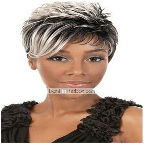 ladies hair pieces for gray hair gray hair pieces for american african american haircuts