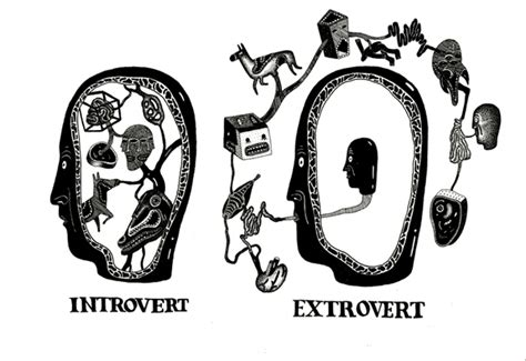 extroverted introverted and ambiverted an upturned soul