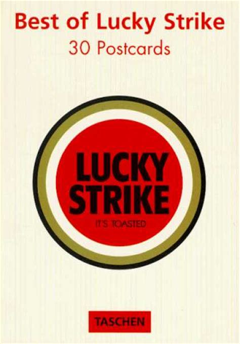 luck strikes lucky series books taschen book covers 300 349