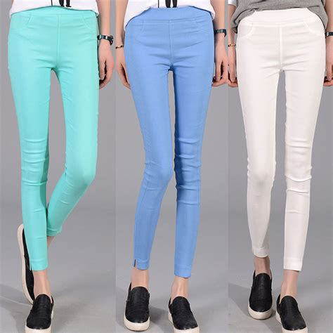 Newest Simple Comfortable Fashion Pants Women Summer