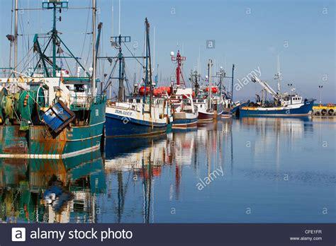 small fishing boats canada fishing boats docked at wharf caraquet new brunswick