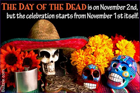 Day Of The dumbfounding facts about the day of the dead