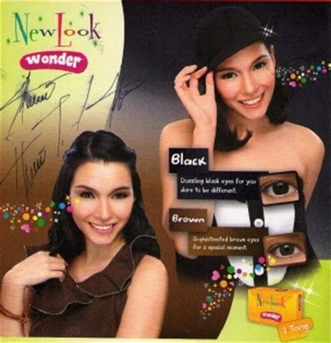 Harga Softlens Merk New Look review newlook softlens in brown conietta cimund