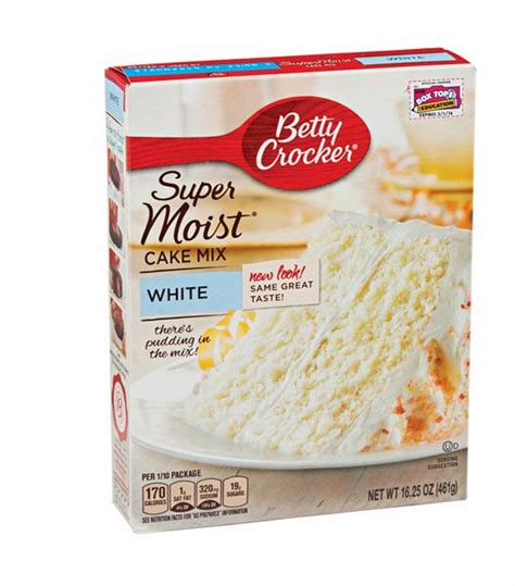betty crocker cake mix recipes betty crocker supermoist white cake mix