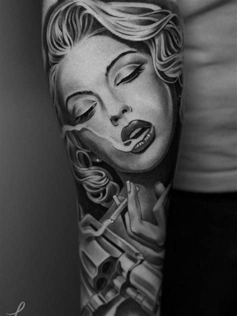 tattoo ideas portraits 70 best portrait tattoos designs meanings realism of