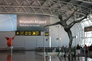 Brussels Airport A Preferred Flower Hub