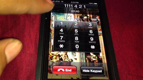 set  att iphone  voicemail password youtube