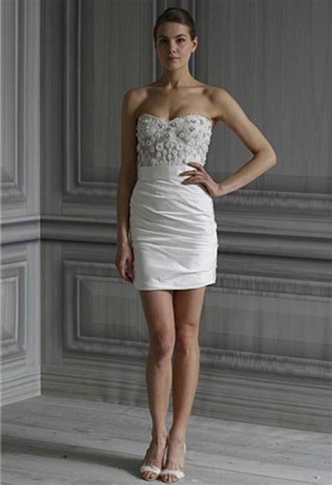 25 gorgeous mini wedding dress ideas