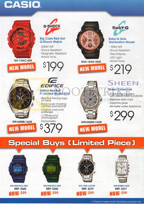 G Shock List g shock watches price list philippines