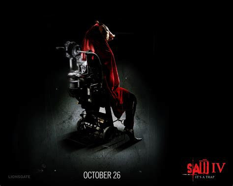 Saw Iv Wants Your Blood by Saw 4 Saw Wallpaper 792059 Fanpop