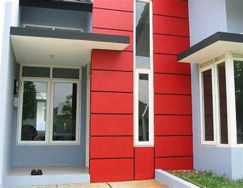 Rumah Warna Tas Bronzy Hitam Merah by Kombinasi Warna Merah Desainrumahid