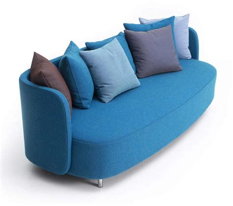 blue sofas blue leather couches feel the home