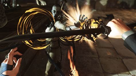 dishonored 2 daring escapes gameplay trailer 171 pixel gaming