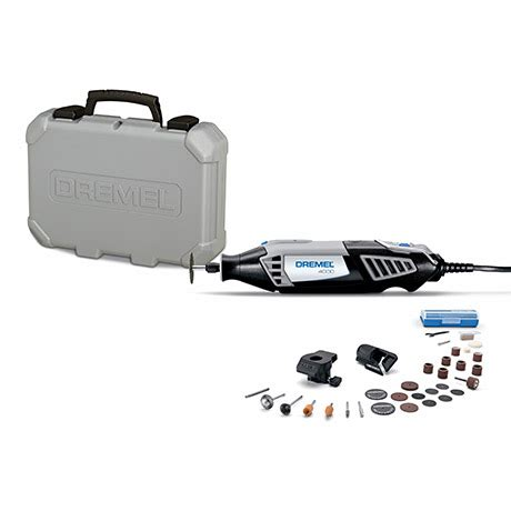 dremel 4000 series 1 6 corded variable speed rotary