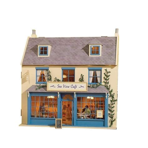 minimum world dolls houses e1269 magpies dolls house kit online dolls house superstore