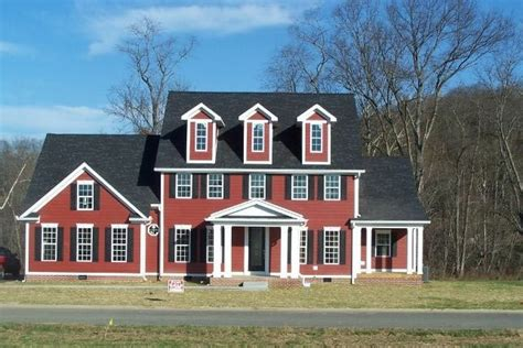 red siding house 10 gorgeous house siding colors that take you beyond quot tepid gray quot home colors and