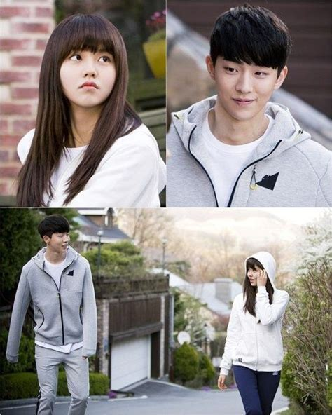 film korea kim so hyun kim so hyun and nam joo hyuk are spotted on a jogging date