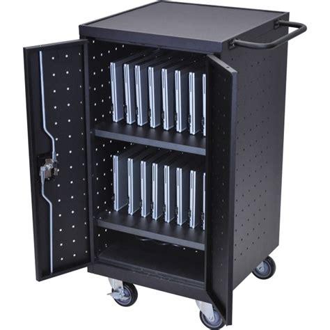 Laptop Storage Cabinet Laptop Storage Cabinet Luxor Laptop Computer Workstation And Storage Cabinet 43 Data Link