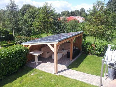veranda zonnepanelen overkapping met zonnepanelen tdt overkappingen
