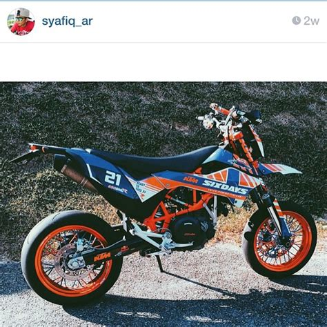 Ktm Six Days Aufkleber by This One Deserves A Repost Not Sure If Syafiq Ar Made
