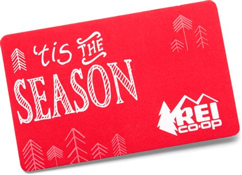 Rei Gift Card - top 7 gift ideas for the cing obsessed rei co op journal