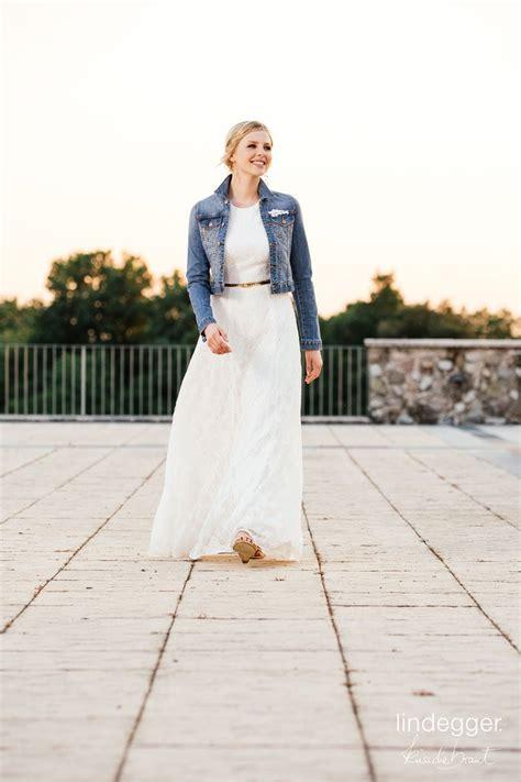 braut jeansjacke vintage brautkleid jeansjacke modern l 228 ssiges