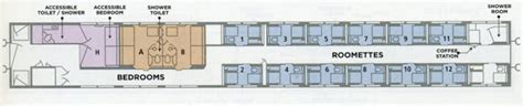 superliner floor plan images amtrak family bedroom home vewliners offer two nice extras trains travel with