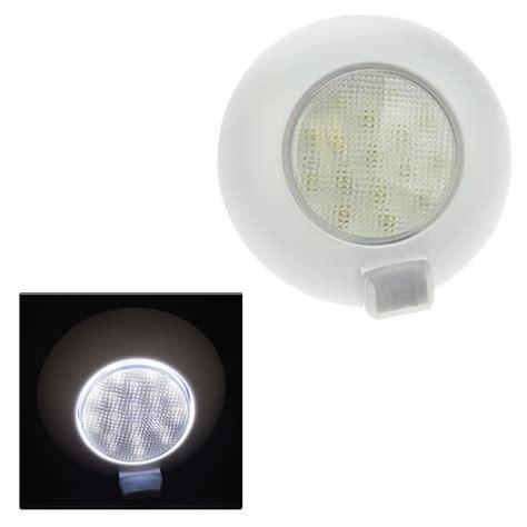 west marine 16 led white task light on switch