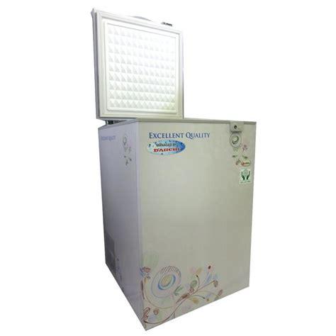 Daftar Chest Freezer Bekas daftar harga kulkas freezer daiichi daimitsu quot chest