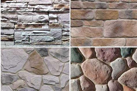 piastrelle in pietra ricostruita pietre rivestimento materiali per edilizia