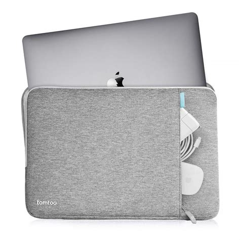 Soft Sleeve Macbook Pro 15 Inch Black T3010 1 tomtoc tomtoc protective laptop sleeve cover for 15 inch new macbook pro with touch bar