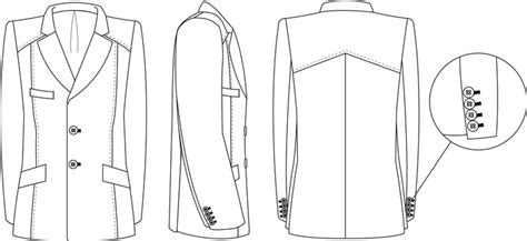 Technical Drawing Texture