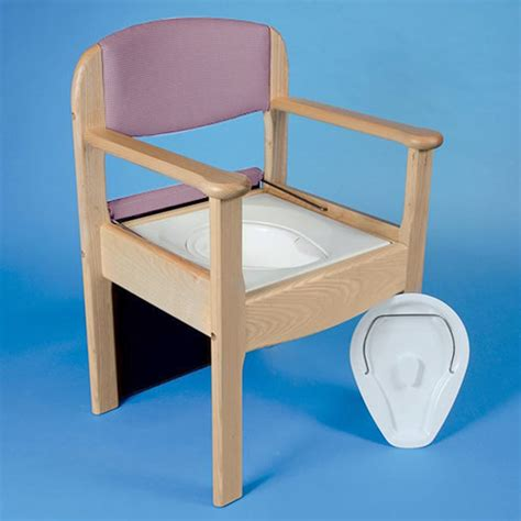 Large Commode Chair by Royale Wide Commode Chair Commode Chairs