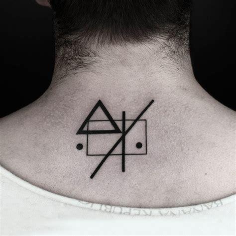 tattoo geometric symbols 35 coolest geometry tattoos best tattoo ideas gallery