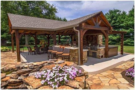 backyard pavilion ideas backyard outdoor