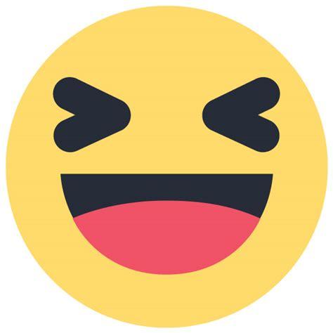 emoji vector facebook haha emoji emoticon vector logo free download