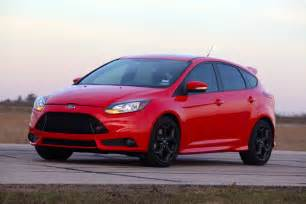 a 300 hp ford focus st is hennessey s daily driver